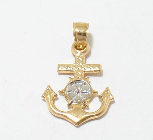 3d gold anchor photo - photo #29