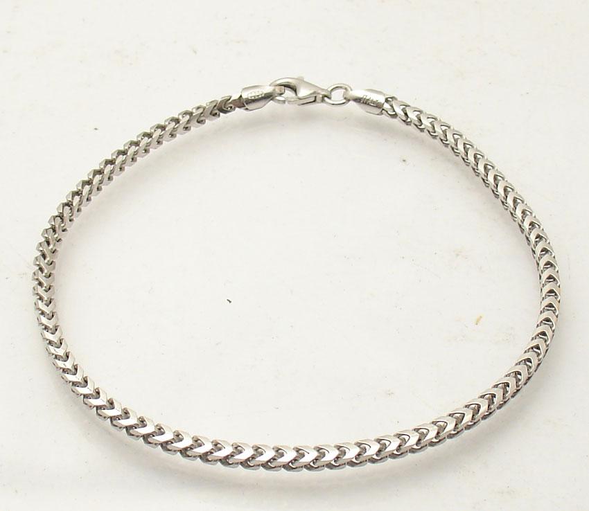 "8"" Mens Solid Italian Franco Chain Bracelet Antitarnish. Baselworld Watches. Prism Pendant. Infinity Wedding Rings. Daisy Pendant. Idea Bracelet. 18k Gold Wedding Band. Golden Bands. Medical Bracelet"