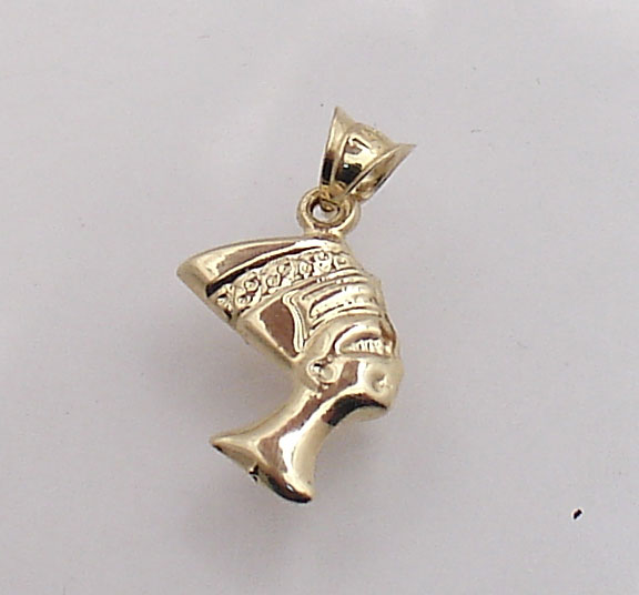 1.4-1.6g Pure 999 24k Yellow Gold  3D Fashion Craved Bless Gourd  Pendant